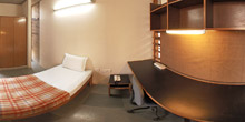 Hostel Dorm Room