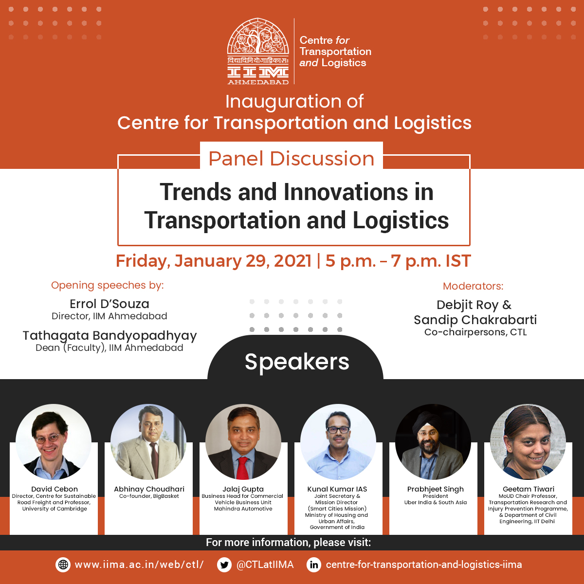 Trends and Innovations in Transportation and Logistics