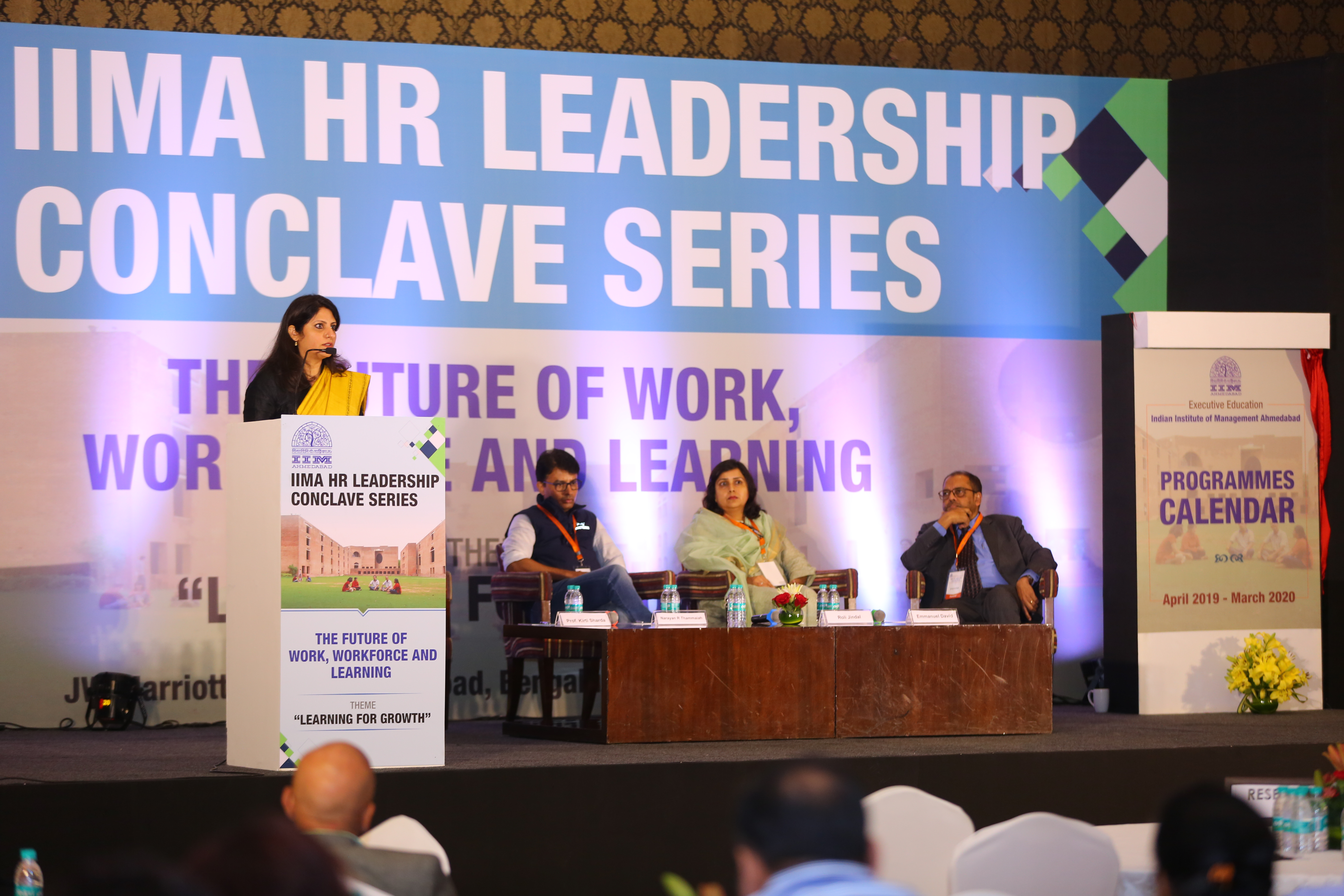 IIMA HR Conclave